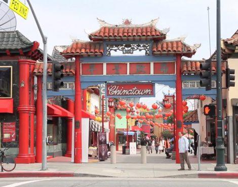 Missing Chinatown, blitzar media